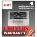 "Topcase Apple Macbook 15"" Silver Non SD Slot A1286 Series"